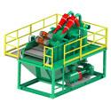 Bored Pile Desanding Plant|slurry separation system
