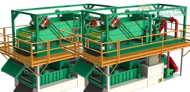 Tunnel Boring Mud Recovery System