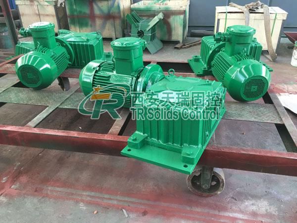 Mud agitator, direct type agitator, horizontal agitator, agitator manufacturer