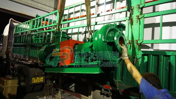 Desander, centrifugal pump for HDD field, TR solid control equipment