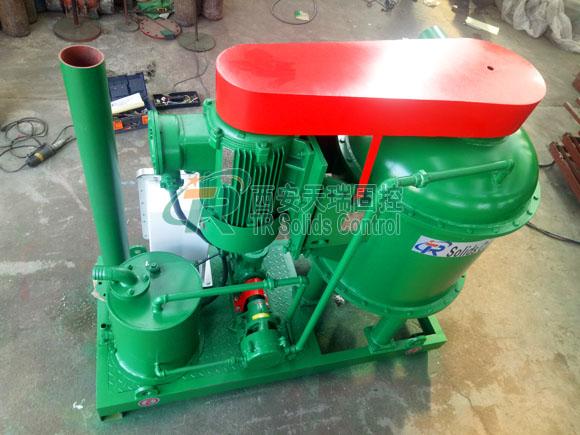TRZCQ270 vacuum degasser available, good performance vacuum degasser, vacuum degasser supplier