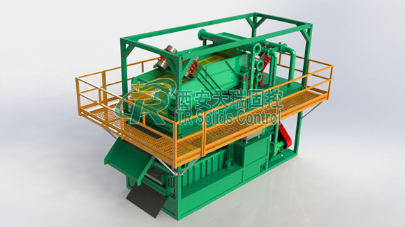 Tunneling mud system, drilling fluids processing system supplier, slurry TBM system