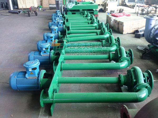Oilfield drilling submersible slurry pump, China submersible slurry pump supplier