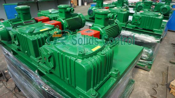 China mud agitator supplier, API standard mud agitator, mud mixing agitator