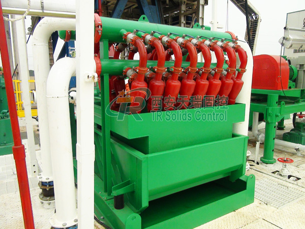 Good performance mud cleaner, mud cleaning equipment